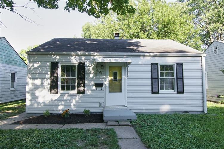 2028 N EUCLID Avenue Indianapolis, IN 46218 | MLS 21726440