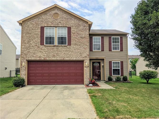 5804  Grassy Bank Drive Indianapolis, IN 46237   MLS 21726457