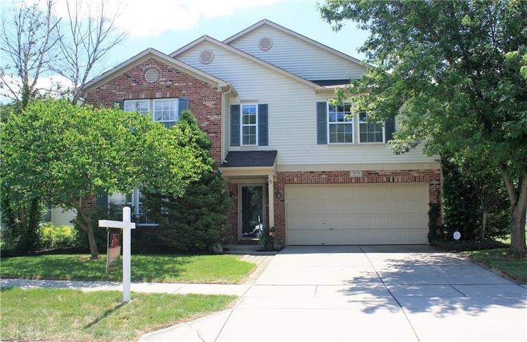 9119  HARRISON RUN Place Indianapolis, IN 46256 | MLS 21727579