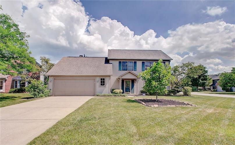 6385  ROCKSTONE Court Indianapolis, IN 46268 | MLS 21727653