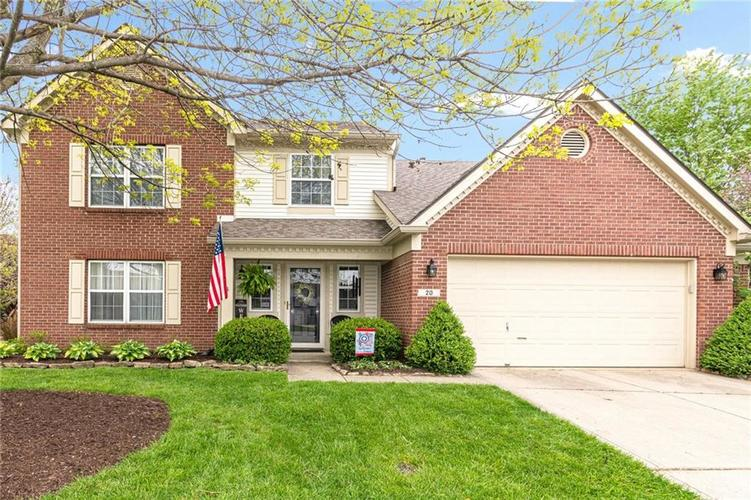 20  Lacy  Brownsburg, IN 46112 | MLS 21727788