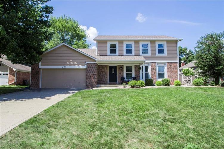 204  Deerberry Court Noblesville, IN 46062 | MLS 21727903