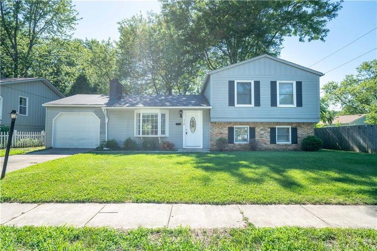 3728  Alsace Drive Indianapolis, IN 46226 | MLS 21727974
