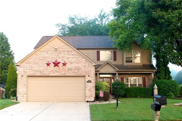 7810  Rock Rose Court Indianapolis, IN 46237   MLS 21728030