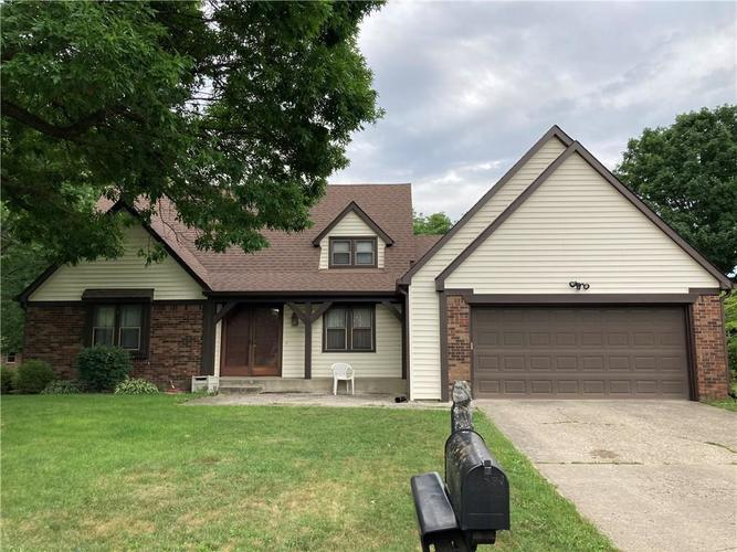 9257  HOLYOKE Court Indianapolis, IN 46268 | MLS 21728034