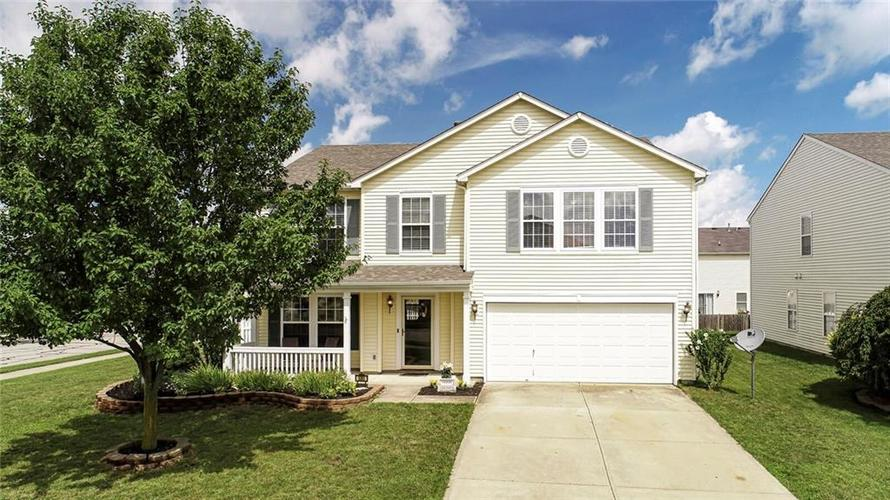9282 W Reflection Court Pendleton, IN 46064   MLS 21728096