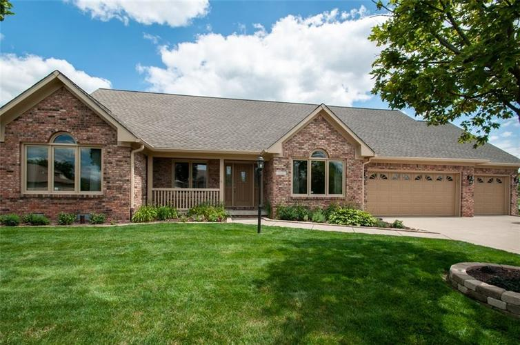 1213 N MANCHESTER Drive Greenfield, IN 46140 | MLS 21728182