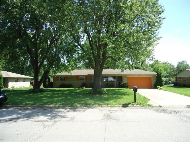 115 E Hill Valley Drive Indianapolis, IN 46227 | MLS 21728244