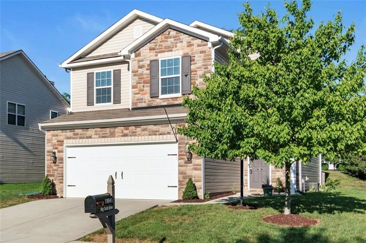 18841  Big Circle Drive Noblesville, IN 46062 | MLS 21728246