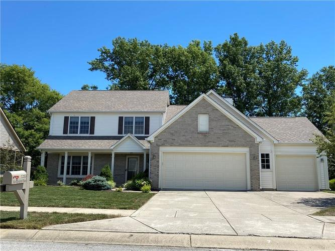 7253 WOODINGTON Place Indianapolis IN 46259   MLS 21728266   photo 1
