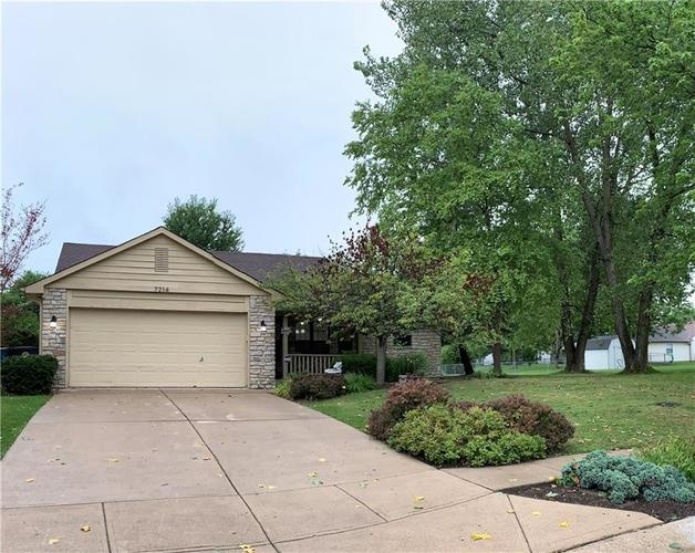 7214  YOLANDA Court Indianapolis, IN 46236 | MLS 21728382