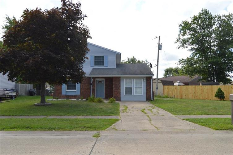 1543  Canterbury Drive Shelbyville, IN 46176   MLS 21728420