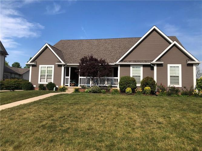 747 S MEADOW SONG Court New Palestine IN 46163 | MLS 21728436 | photo 1