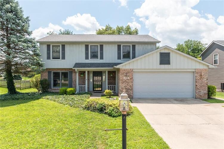 10701  CREEKSIDE WOODS Drive Indianapolis, IN 46239 | MLS 21728460