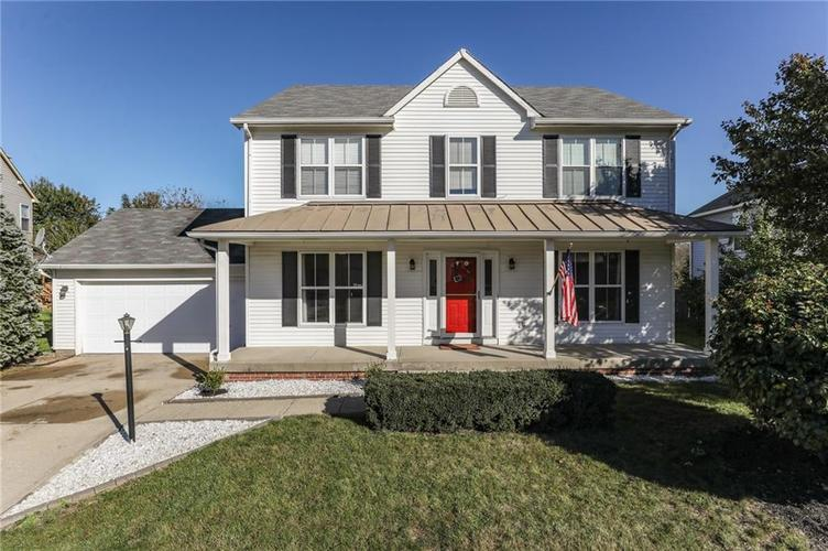 5502 N MEADOW Drive Indianapolis, IN 46268 | MLS 21728579