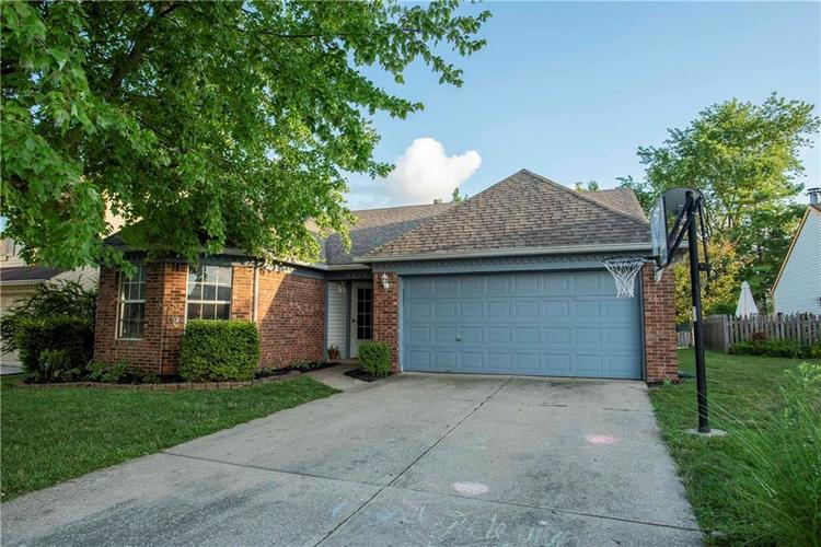 7013  Ringtail Court Indianapolis, IN 46254   MLS 21728587