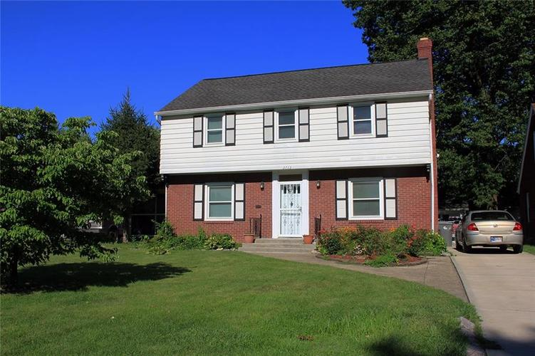 3715 N Chester Avenue Indianapolis, IN 46218 | MLS 21728660
