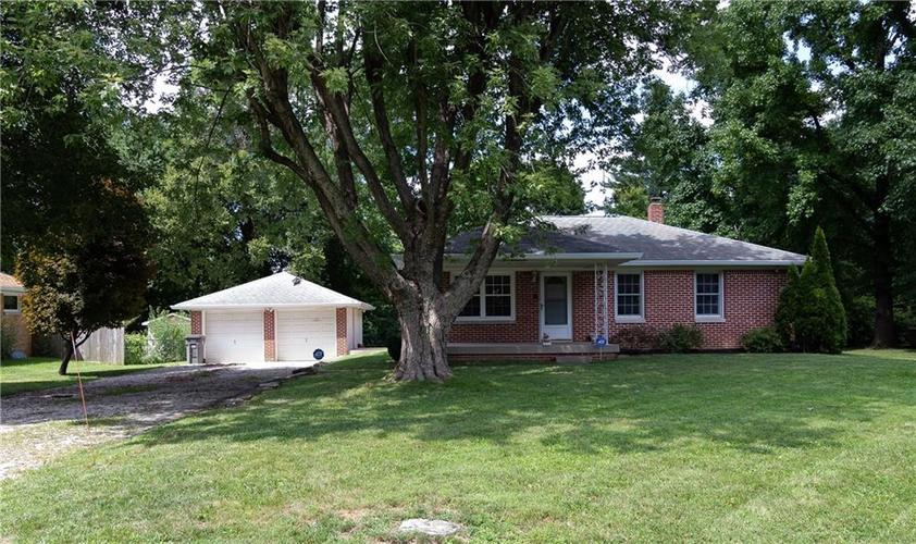 2411  HANOVER Drive Indianapolis, IN 46227 | MLS 21728661