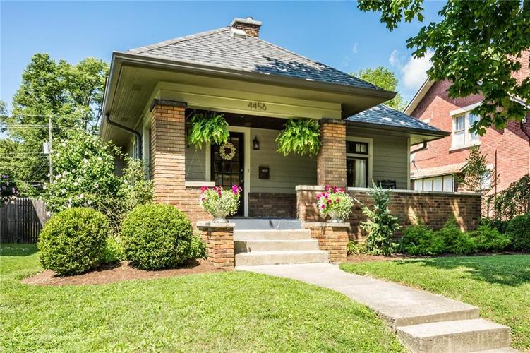 4456  Guilford Avenue Indianapolis, IN 46205 | MLS 21728743