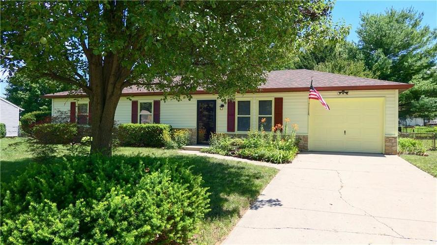 8619  Depot Drive Indianapolis, IN 46217 | MLS 21728807