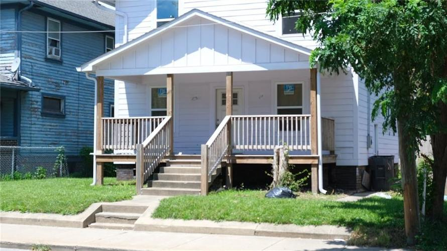 3504 E 10th Street Indianapolis, IN 46201 | MLS 21728816