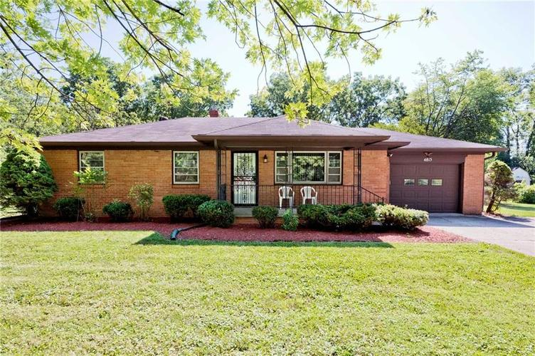 4815  Oaknoll Drive Indianapolis, IN 46221 | MLS 21728872