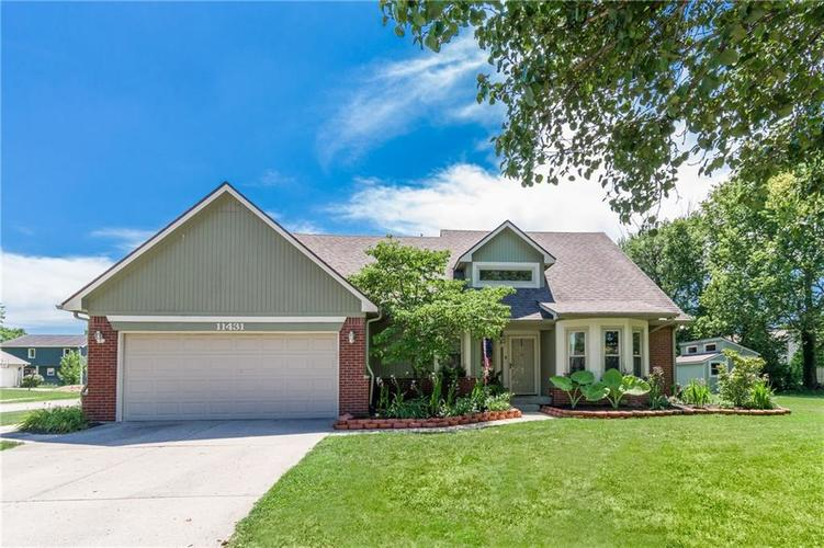 11431  Geist Valley Drive Indianapolis, IN 46236 | MLS 21728903