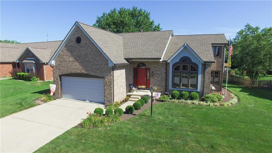 4802  Chervil Court Indianapolis, IN 46237   MLS 21728958