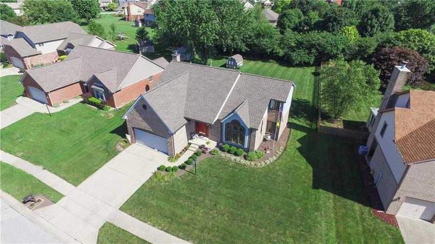 4802 Chervil Court Indianapolis IN 46237 | MLS 21728958 | photo 45
