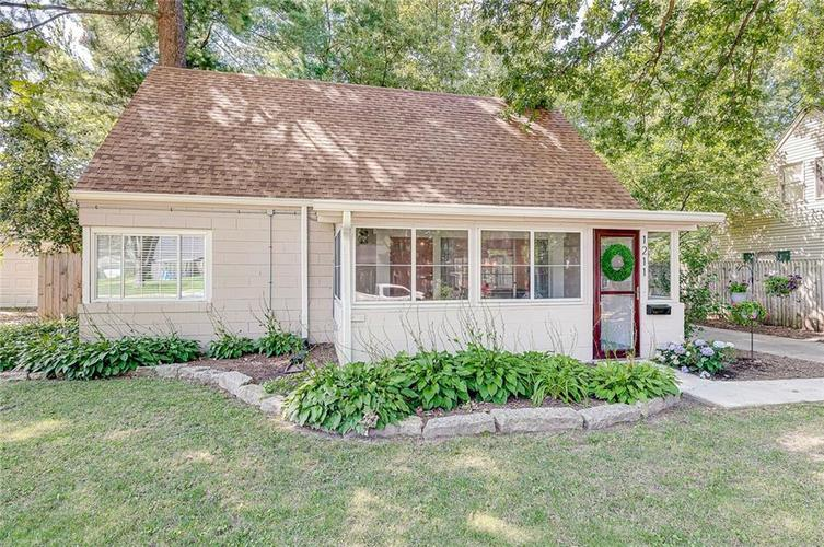 1211 Crawford Drive Indianapolis IN 46220 | MLS 21729017 | photo 1
