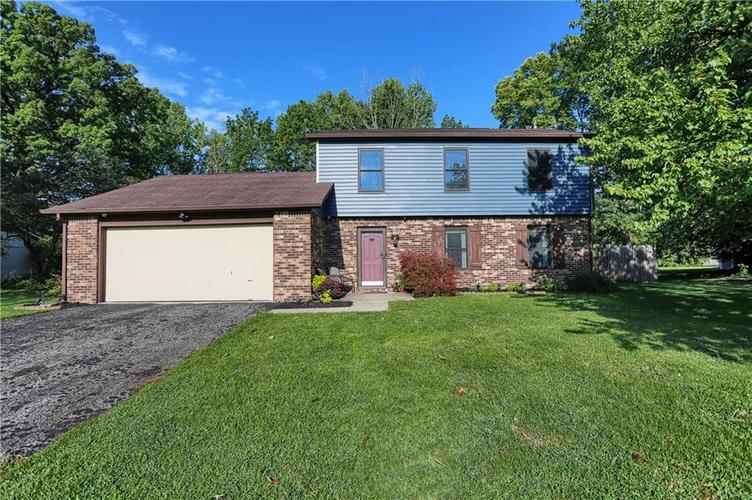 8530  Fawn Meadow Drive Indianapolis, IN 46256 | MLS 21729060