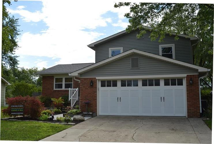 4823 Candy Spots Drive Indianapolis IN 46237 | MLS 21729061 | photo 1