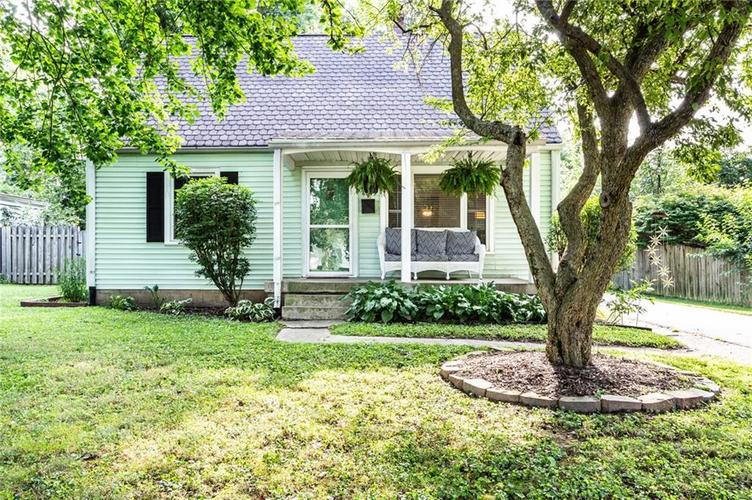 6849  Brouse Avenue Indianapolis, IN 46220   MLS 21729072