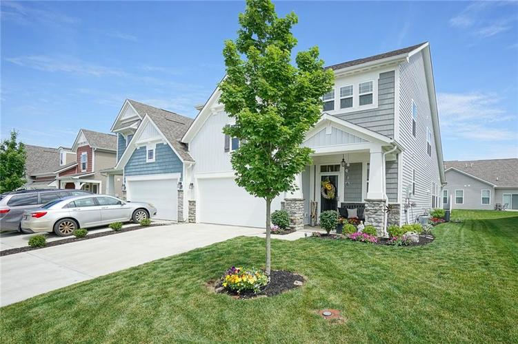 6260 Colonial Drive Whitestown IN 46075   MLS 21729141   photo 38
