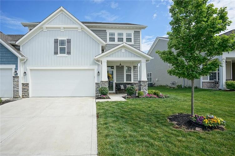 6260 Colonial Drive Whitestown IN 46075   MLS 21729141   photo 39