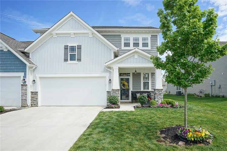 6260 Colonial Drive Whitestown IN 46075   MLS 21729141   photo 40
