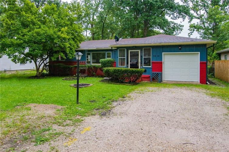 7415 E 48TH Street Indianapolis IN 46226   MLS 21729155   photo 1