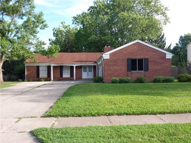 8317 E 13th Street Indianapolis IN 46219 | MLS 21729214 | photo 1