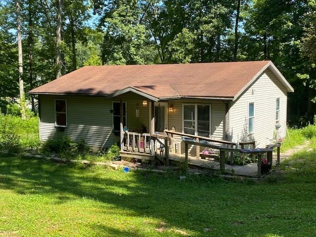1006 ROCKY HILL Road Spencer IN 47460   MLS 21729218   photo 1