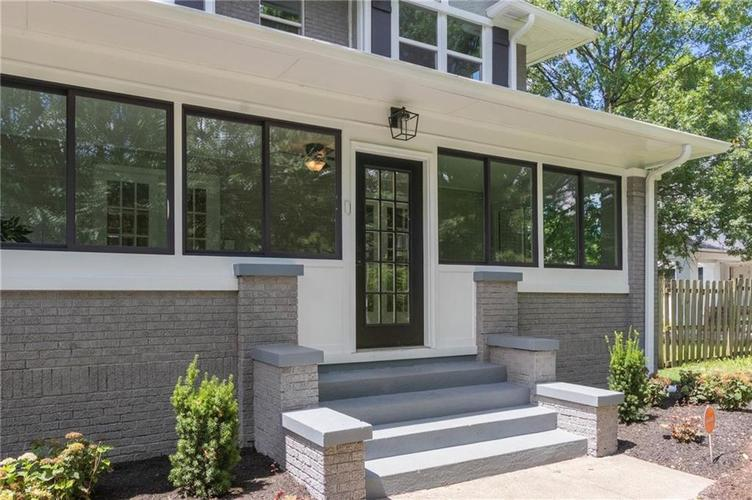3068 E Fall Creek Parkway North Drive Indianapolis IN 46205 | MLS 21729249 | photo 2