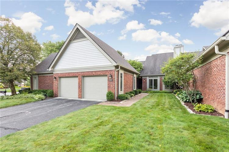 9376  SPRING FOREST Drive Indianapolis, IN 46260   MLS 21729315