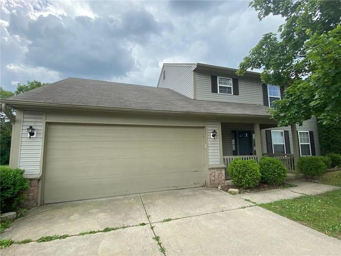 7811 BLUE WILLOW Drive Indianapolis IN 46239 | MLS 21729416 | photo 1