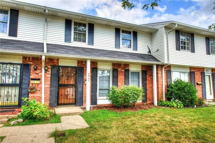 4849  Mount Vernon Drive Indianapolis, IN 46227   MLS 21729496
