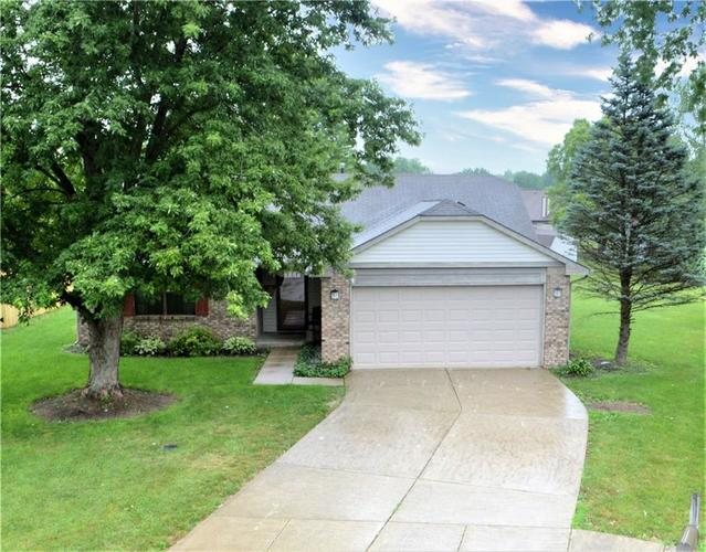 12414  Cobblestone Court Indianapolis, IN 46236 | MLS 21729813