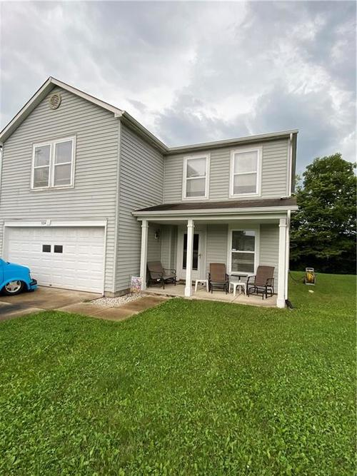 524  Runnymede Court Greenfield, IN 46140 | MLS 21729842