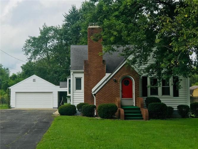 4217  Madison Avenue Anderson, IN 46013 | MLS 21729866