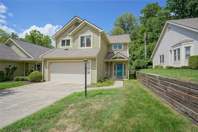 6508  Aintree Place Indianapolis, IN 46250 | MLS 21729974