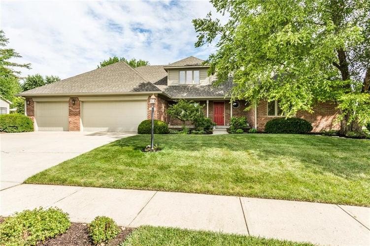 10964  Echo Trail Indianapolis, IN 46236 | MLS 21729986