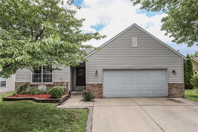 4403  Meadowsweet Court Indianapolis, IN 46203   MLS 21730129