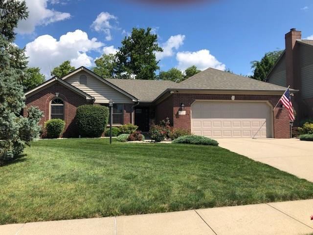 5806  Bold Ruler Drive Indianapolis, IN 46237   MLS 21730358